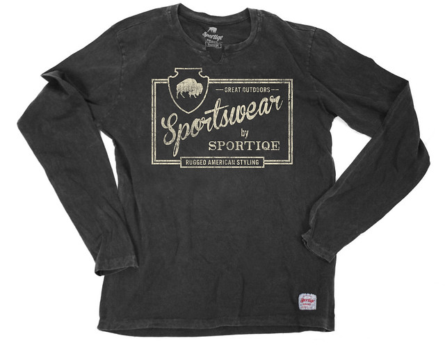Sportiqe Rugged Long Sleeve Shirt