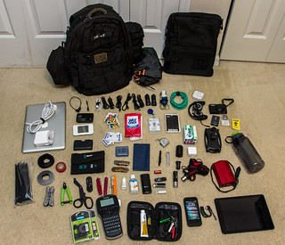 What is in your bag?