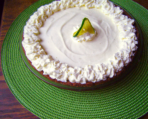 Sugar-Free Key Lime Pie