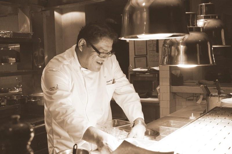 chef eduardo vargas - Peruvian Qba Latin westin KL