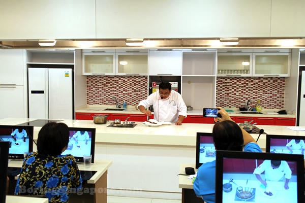 Cooking Class @ Prima