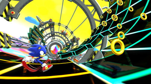Sonic Lost World - Hidden World