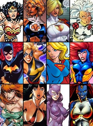 superheroines_most_common_power