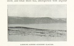 """British Library digitised image from page 511 of """"Northward over the 'Great Ice': a narrative of life and work along the shores and upon the interior ice-cap of Northern Greenland in the years 1886 and 1891-1897 ... With maps, diagrams, and about eight hu"""