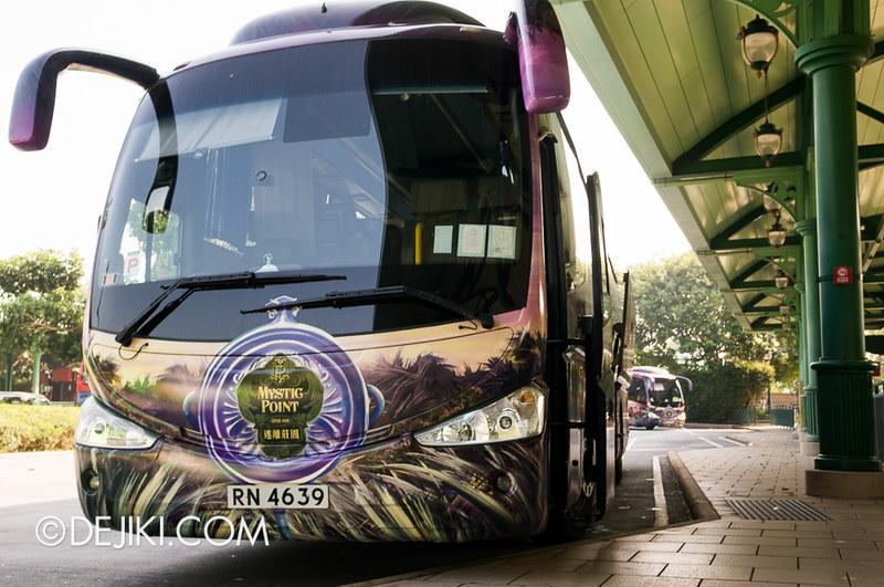 HKDL Shuttle Bus