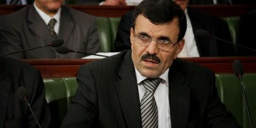 Prime Minister Laarayedh Announces Resignation