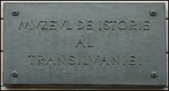 Museum Romania Cluj Transilvania