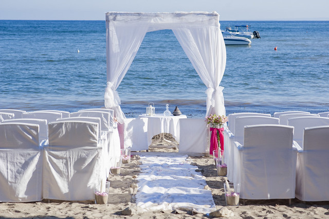 Pura Vida, Ibiza wedding venue