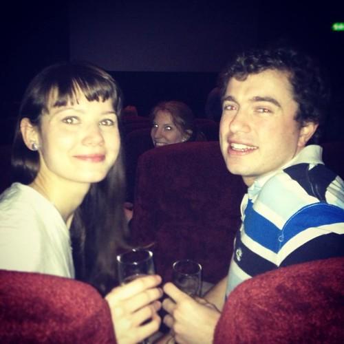 Back in the Cinema