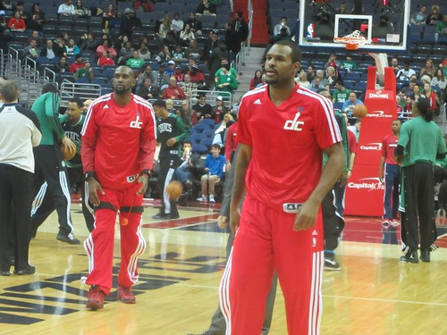 Washington Wizards, Boston Celtics, Truth About It, Adam McGinnis, Trevor Booker, Chris Singleton