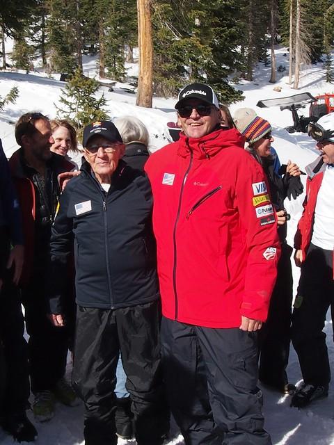 Charles Elliott with Scott Rahlves USST