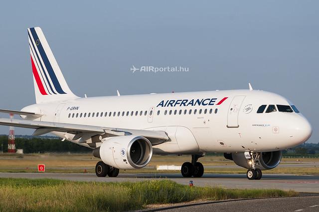 HOP!pá:  Újraszervezi rövidtávú járatait az Air France