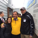 Kickoff to Rebuild 2014: January - NJ First Lady and Governor Christie with North NJ Red Cross