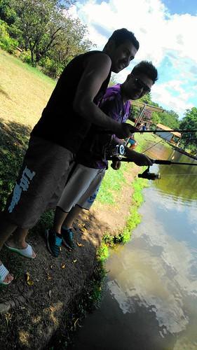 Pescadores!   #nota10