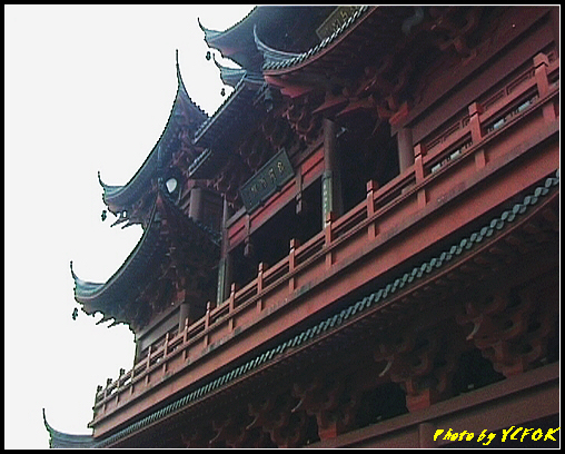 杭州 吳山天風景區 - 052 (城隍閣)