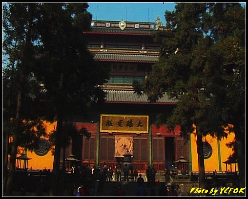 杭州 飛來峰景區 - 030 (靈隱寺)