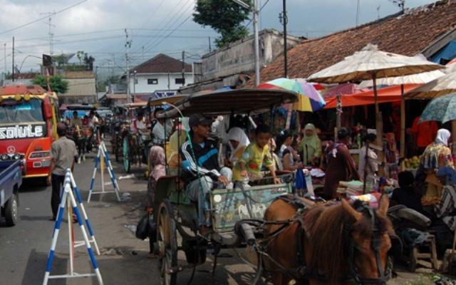 Pasar Legi Dibangun Februari