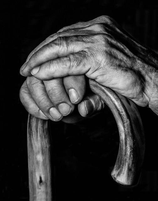 manos con experiencia