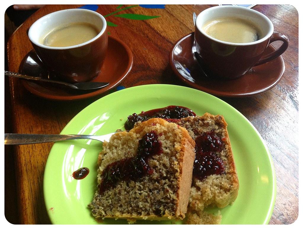 potosi cafe la plata quinoa cake