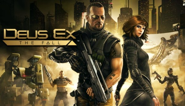 Deus Ex: The Fall для PC
