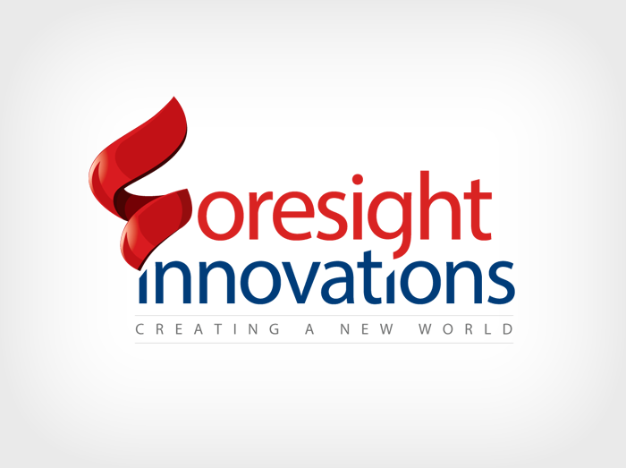 foresight innovations logo design
