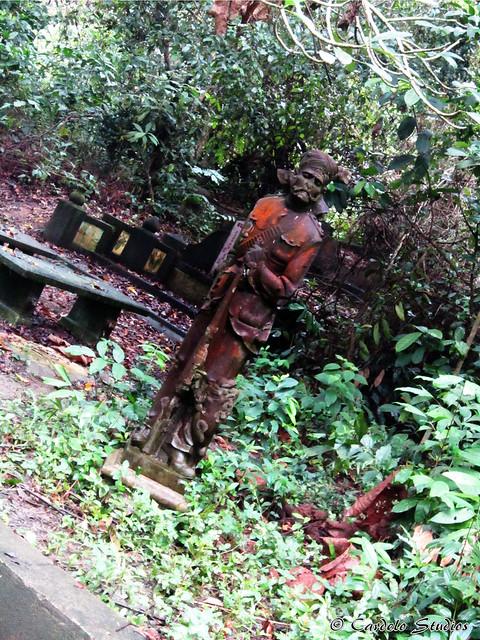 Bukit Brown - Tomb of Wong Chin Yoke 02