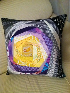 Sleeping Beauty Newtown Auction Style Pillow