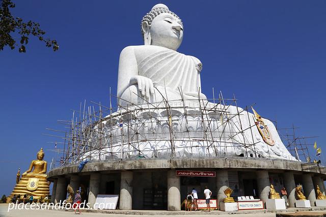 phuket big buddha overview