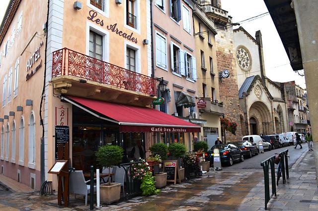 Hotel Les Arcades, Limoux, France