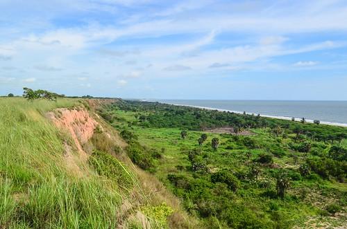 Côte angolaise, province de Zaïre