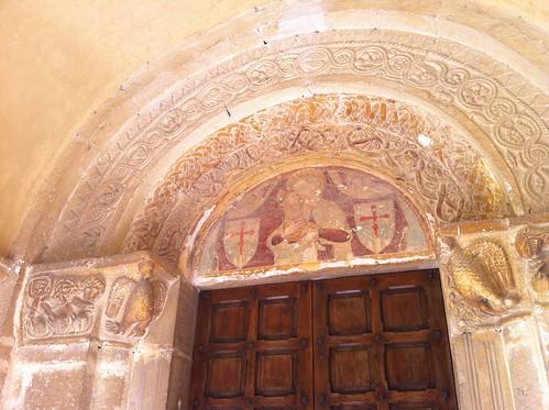 Portone Chiesa Santa Croce