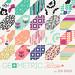 Geometric Bliss by Jeni Baker by Jeni Baker | In Color Order