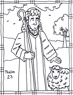lectionary colouring pages (page 3)