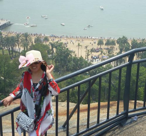 Fujian-Gulang Yu- Centre de l'ile-Roc du Soleil (11)