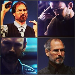 Jeremy Davies would be a good choice to play #SteveJobs in Sony's biopic. Ever seen Davies in Soderbergh's remake of the film #Solaris, based on the book by Stanisław #Lem? He killed that role. I couldn't find better photos to illustrate their resemblance