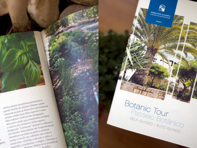 Passeio Botânico, Sheraton Algarve