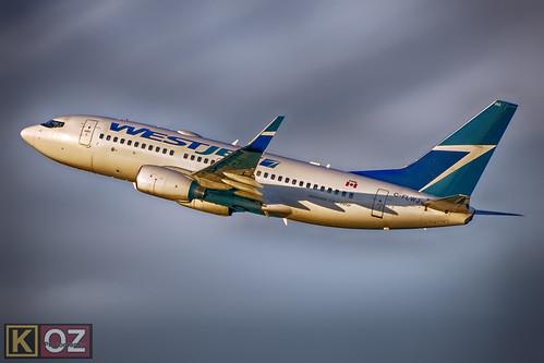 B737 - Boeing 737-7CT