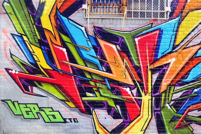 Brooklyn street art The Bushwick Collective Vers