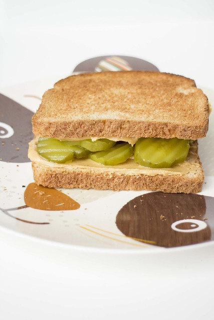 Peanut Butter and Pickle Sandwich_5