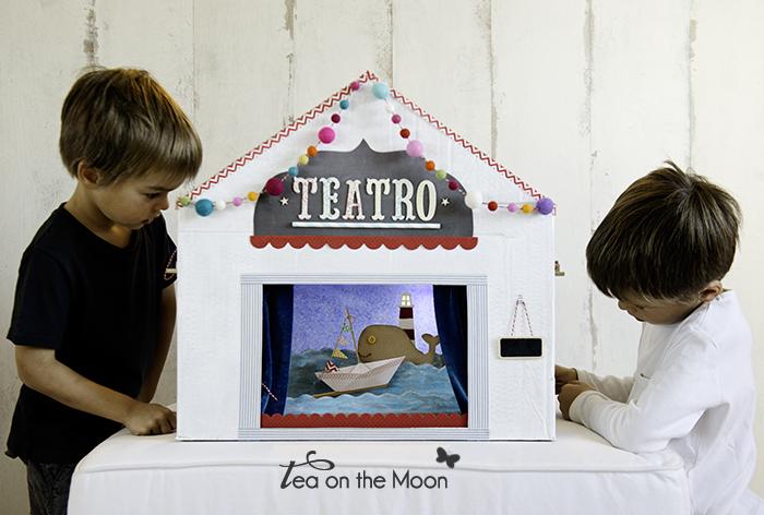 Teatro de cartón
