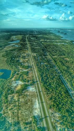 sunsetsuncloudsskyloversskynaturebeautifulinnaturenaturalbeautyphotographylandscape aerialphotography djiphantom florida aerialview djiglobal drone phantomuavcom phantomuav treasurecoast aerial outdoor
