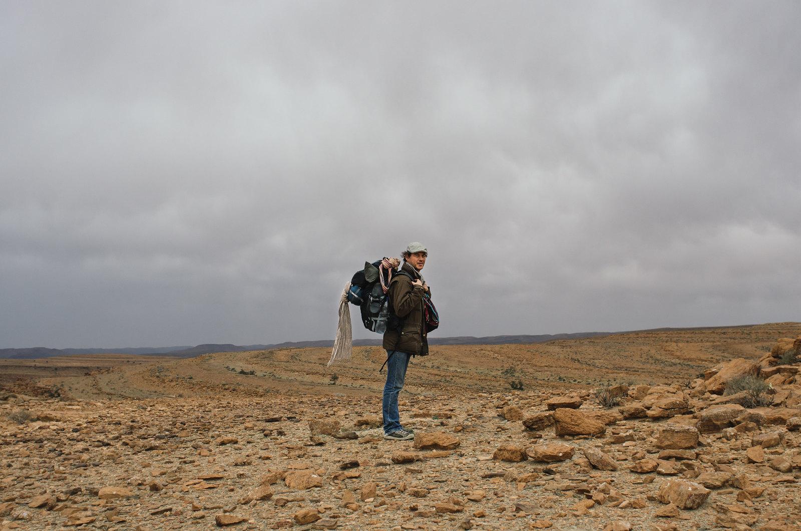 Trek sans guide au Maroc - 5 jours dans l'anti-Atlas - Tranber sous le ciel sans diamants