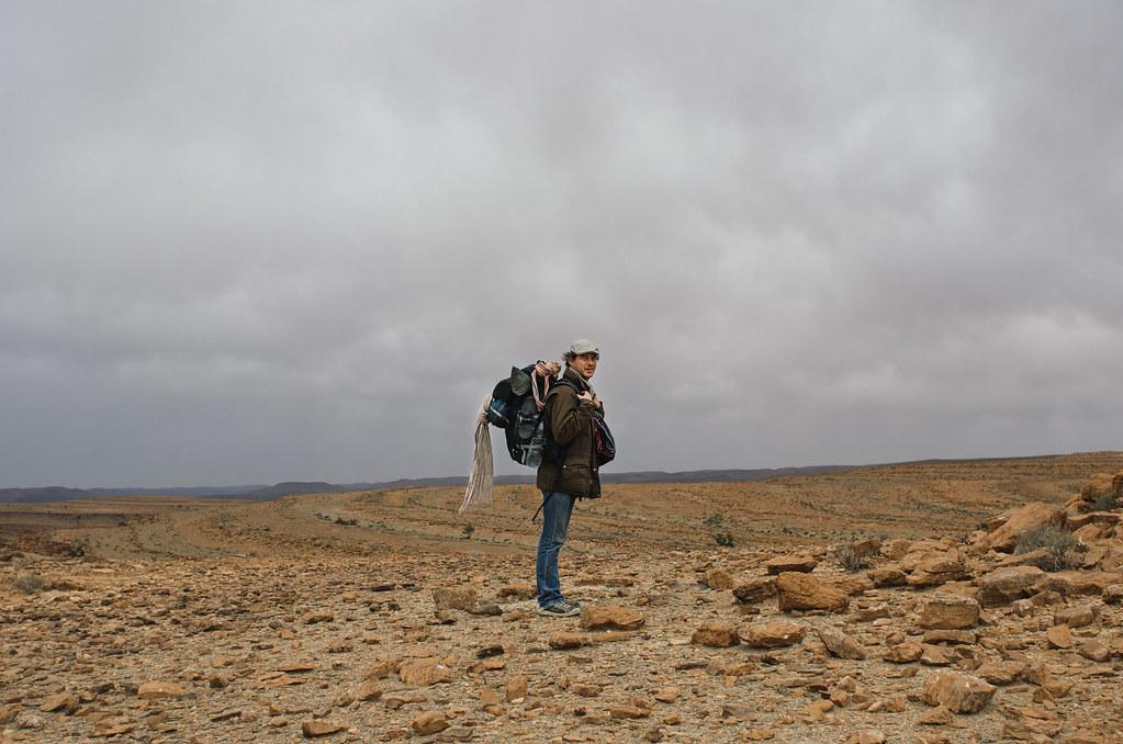 Trek sans guide au Maroc - 5 jours dans l'anti-Atlas - Tranber sous le ciel