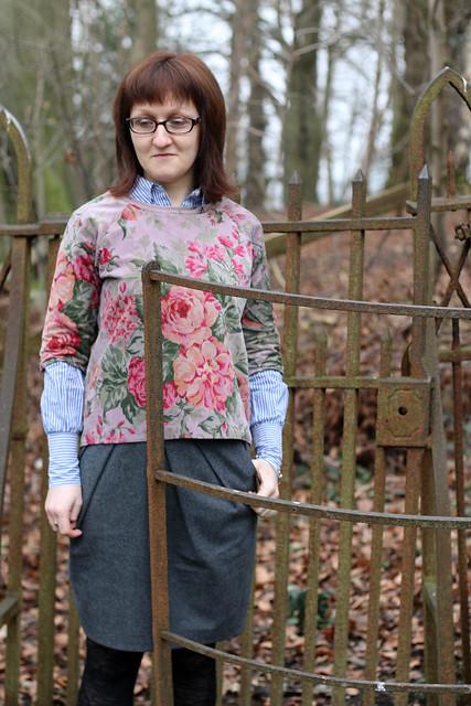 Floral Linden Sweatshirt