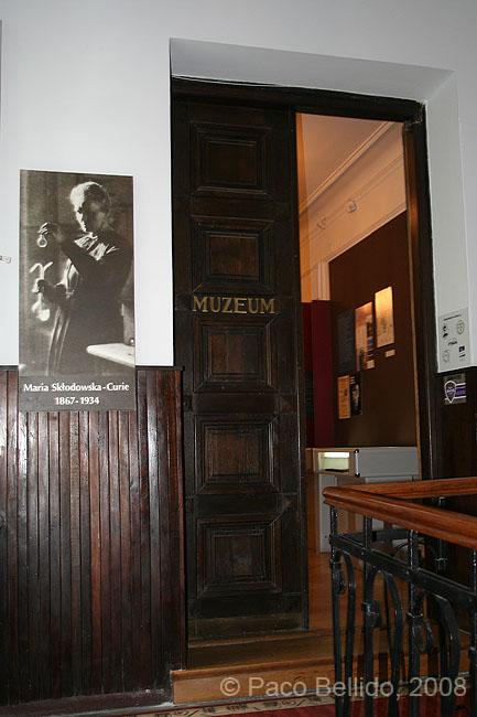 Entrada al museo. © Paco Bellido, 2008
