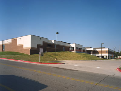 Edmond Memorial Highschool Athletic Facilities