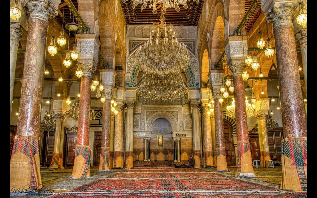 Tunis Mosque, Tunisia