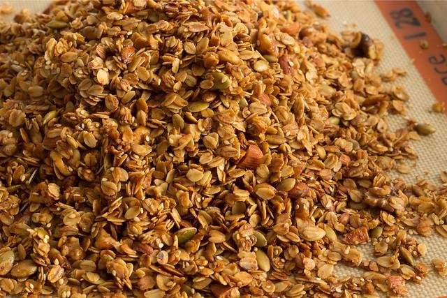 marmalade granola