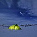 Winter Camping by Mike Bolam