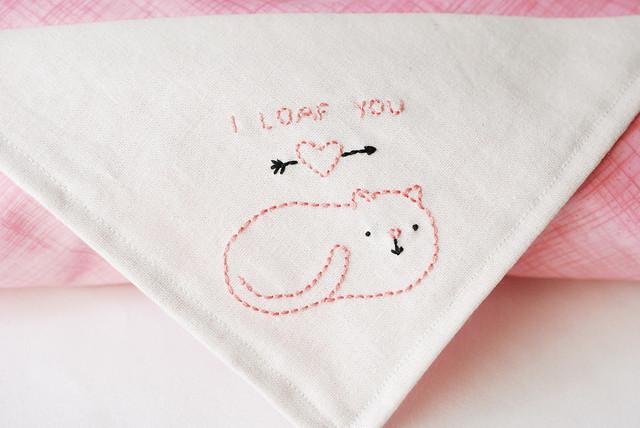 Cat Loaf Cloth